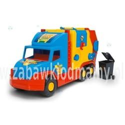 Super Truck Śmieciarka krótka - WADER 36580