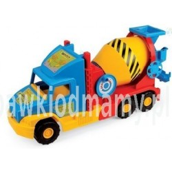 Super Truck Betoniarka - WADER 36590