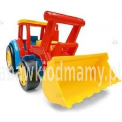 Gigant Truck Traktor Spychacz - WADER 66000