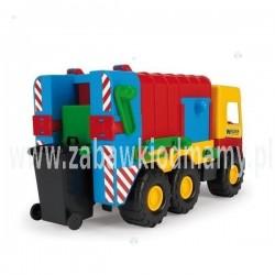 Middle Truck śmieciarka WADER 32001