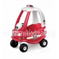 LT Samochód Cozy Coupe Rescue Straż Pożarna