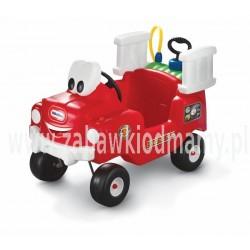 LT Samochód Straż Pożarna czerwony cozy