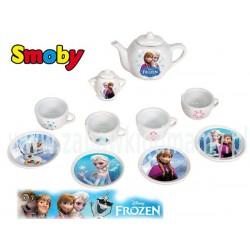 SMOBY Porcelana Frozen - Akcesoria Kuchenne