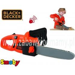 SMOBY Black & Decker Piła Łańcuchowa