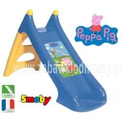 Smoby Zjeżdżalnia XS Świnka Peppa Ślizg 90 cm
