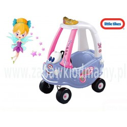 LT Samochód Cozy Coupe Wróżki
