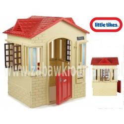 LT Domek Stylowy Cottage Beżowy