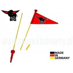BIG Wimpy Flaga Do Jeździka