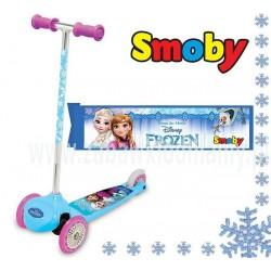 SMOBY Hulajnoga Trójkołowa Twist Frozen