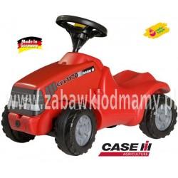 Rolly Toys rollyMinitrac Jeździk Pchacz Case Traktor Klakson