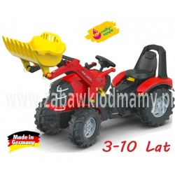 Rolly Toys X-track Premium z Łyżką