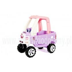 LT Samochód Cozy Truck dla Księżniczki