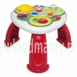 Chicco stolik mówiący 2 języki interaktywny światlo dźwięk