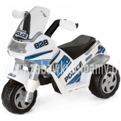 PEG PEREGO Motor POLICYJNY RIDER 6V