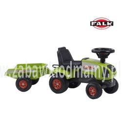 FALK Jeździk Traktor BABYclasAXOS prz jasnozielony