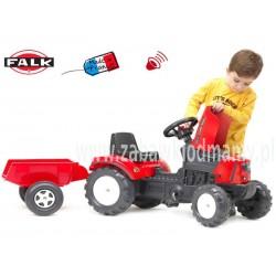 FALK Traktor LANDER przyczepa otwierana
