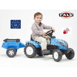 FALK Traktor LANDINI 110 przyczepa 2-5l