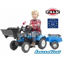 FALK Traktor LANDINI łyżka przyczepa 2-5 lat