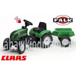 FALK Traktor RANCH TRAC przyczepa zielony 2-5 l