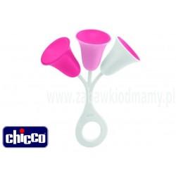 Chicco Grzechotka Tulipan Różowy S