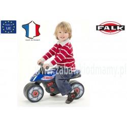 FALK Jeździk Motor X RACER niebieski