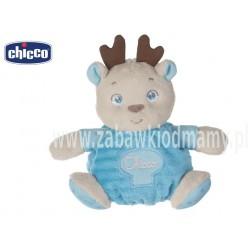 Chicco Pluszak Renifer Niebieski