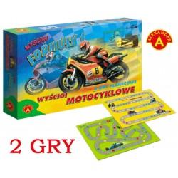 ALEXANDER Gra Wyścigi Formuły1 Wyścigi Motocykl.
