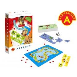 ALEXANDER Alfabet - Układanka Edukacyjna