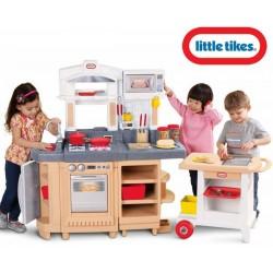 LT Kuchnia Obracana Do Gotowania z Wózkiem
