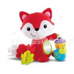 Fisher Price Lisek z zabawkami