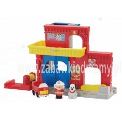 Fisher Price LP Remiza strażacka dla najmłodszych