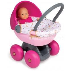 Smoby Baby Nurse Wózek dla lalek Głęboki