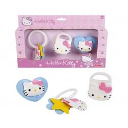 SIMBA ABC Grzechotka Hello Kittyi Zestaw 3 szt.