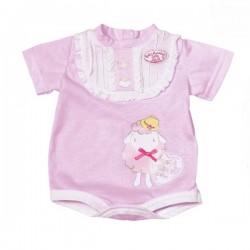 Baby Annabell Body Bielizna dla Lalki Fioletowa