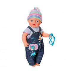Baby Born Kolekcja Jeans ze Spodniami Deluxe