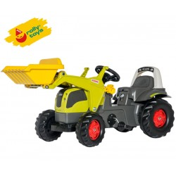 Rolly Toys Traktor Kid Claas Elios z łyżką