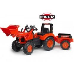 FALK Traktor KUBOTA M135GX + łyżka