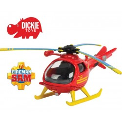 DICKIE Strażak Sam Pojazd Wallaby 1