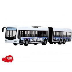DICKIE Autobus City Express 46 cm Biały