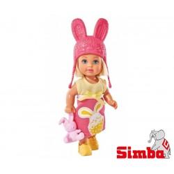 Simba Evi w słodkim stroju