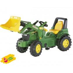 Rolly toys Traktor John Dere z łyżką