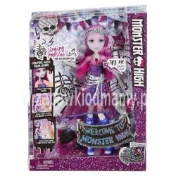 Monster High Śpiewająca Straszygwiazda