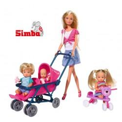SIMBA Lalka Steffi w Pokoju Dziecięcym