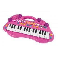 SIMBA MMW Różowy Keyboard