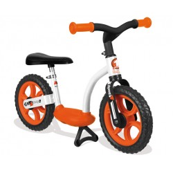 SMOBY Rowerek Biegowy Pomarańczowy