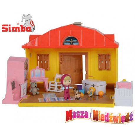 SIMBA Masza Domek Maszy
