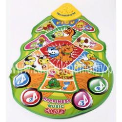 Edukacyjna Mata Dla Dzieci - Drzewko