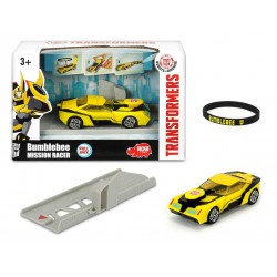 DICKIE Transformers Wyścigowy Bumblebee