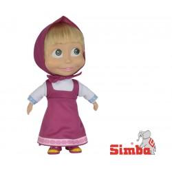 SIMBA Masza Lalka Miękka 23 cm.