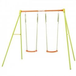KETTLER Swing Set2 Hustawka z Dwiema Deskami